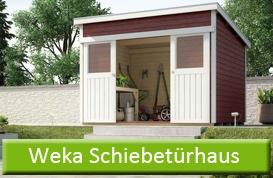 Weka Schiebetürhaus 225