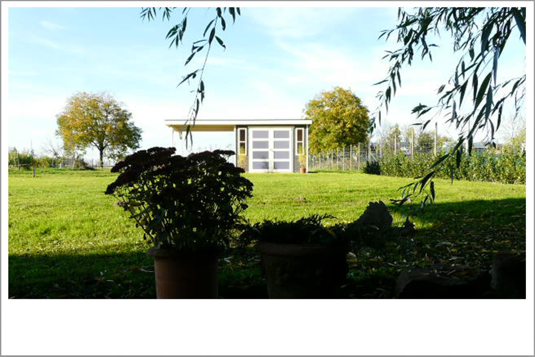 Karibu Gartenhaus Mühlendorf