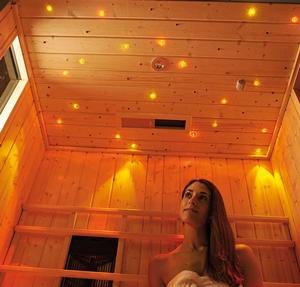 Weka Saunaaktion gratis Sternenhimmel