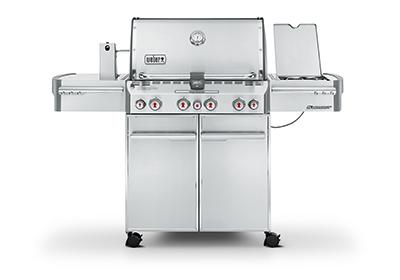 Weber Summit S-470 GBS | kostenlose Lieferung und Montage
