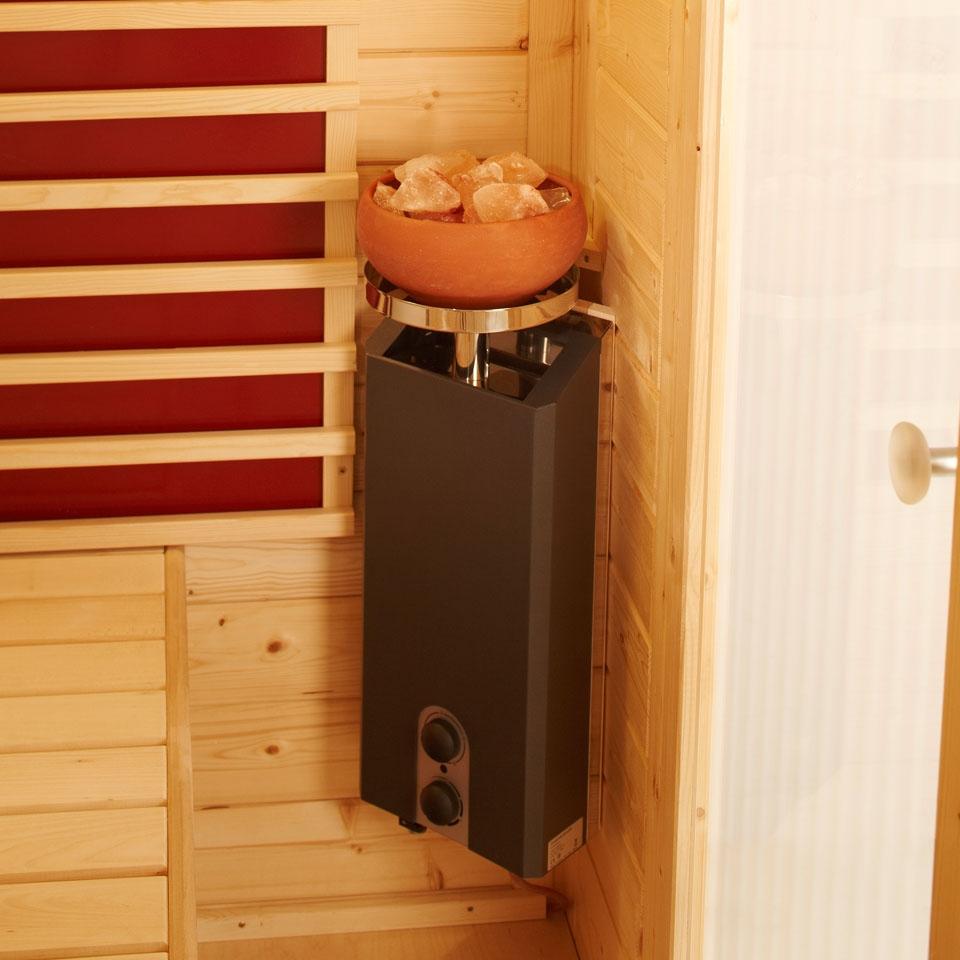 aufgusseimer salzverdampfer stimmungsvolle beleuchtung. Black Bedroom Furniture Sets. Home Design Ideas
