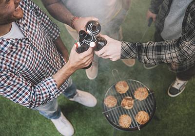 Störenden Rauch beim Grillen vermeiden  so geht's | grillstyle.de