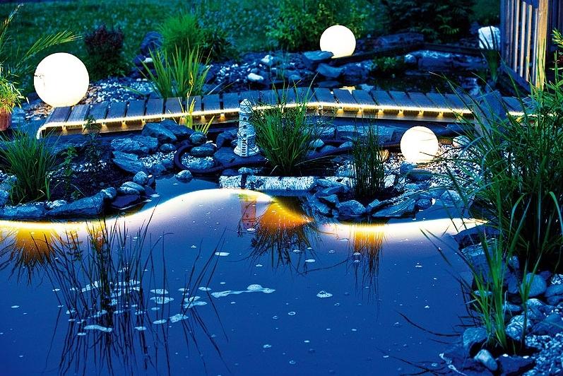 Heissner Unterwasser-LED-Bänder