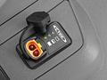 Batterie Indicator mit Ladegerätstecker