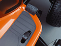 Pedalgesteuertes Hydrostatikgetriebe