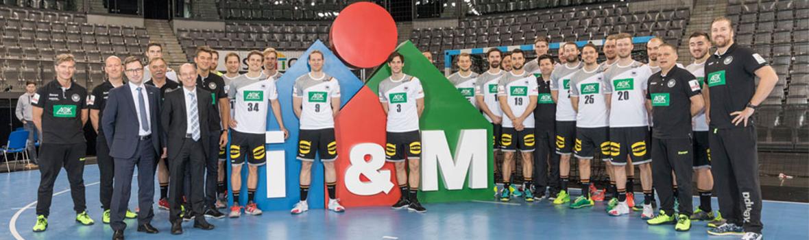 Deutsche Handball Nationalmannschaft