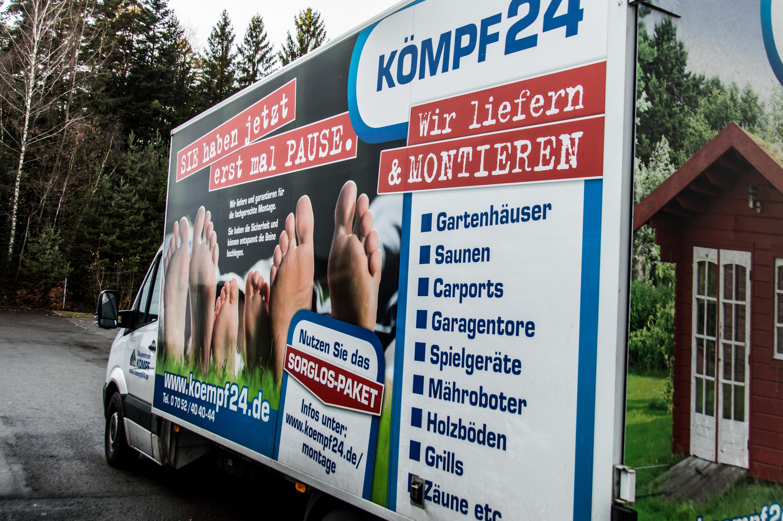KÖMPF24 Lieferwagen