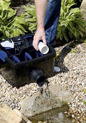 Starterbakterien für Ihren Teichfilter
