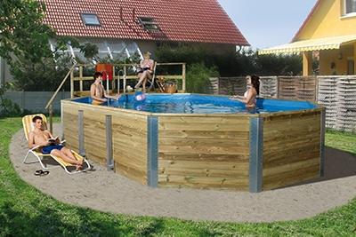 Der eigene pool im garten worauf achten for Ovaler pool garten