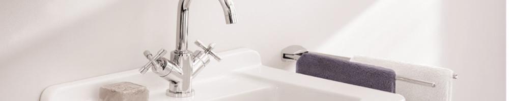 Sanitop Waschtisch und Waschtischarmatur