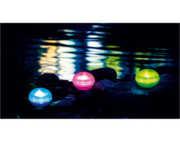 Heissner schwimmende LED-Kugeln