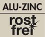 Rostfrei Alu Zink