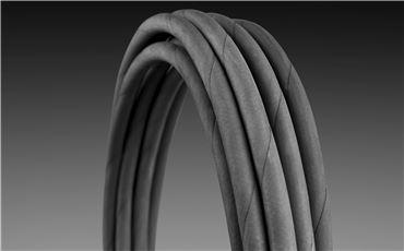 Stahlverstärkter Hochdruckschlauch