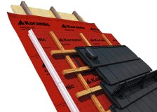 Dach-Aufbau