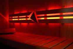 sauna-beleuchtung
