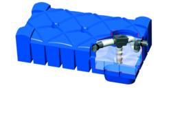 REWATEC Filtertank
