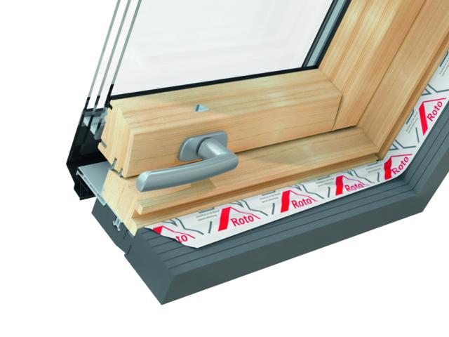 Roto Holz-Fenster