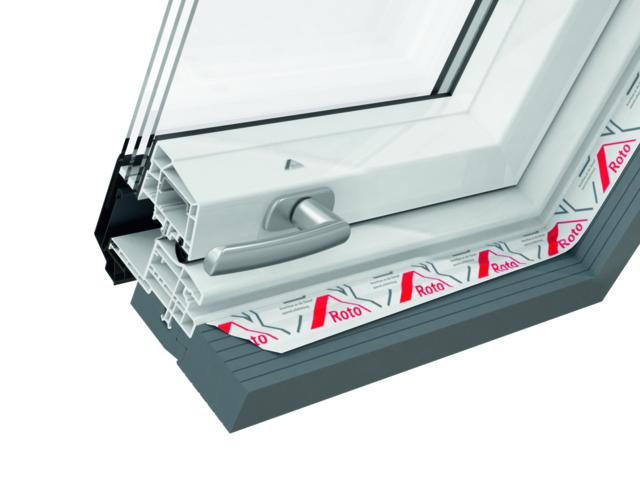Roto Kunststoff-Fenster