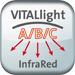 VITALlight - Infrarotstrahler, Infrarot A, B, C