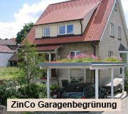 ZinCo Dachbegrünung