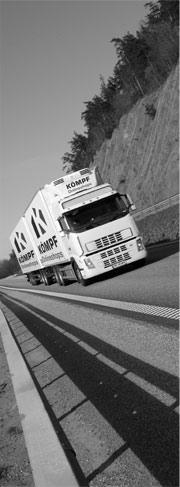 KÖMPF Onlineshops, Sorglos-Paket Truck